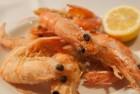 Γαρίδες τηγανιτές